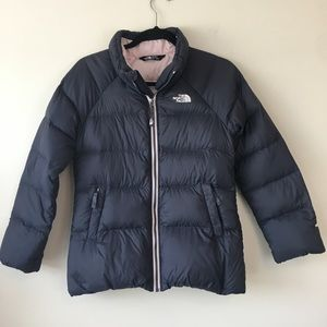 The North Face Andes Down Puffer Jacket M 10 - 12
